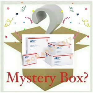 🔎MYSTERY KEEP OR RESELLERS BOX🔍 💜 SIZE XL